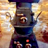 1880's/90s caboose potbelly woodstove