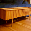 Midcentury planter box