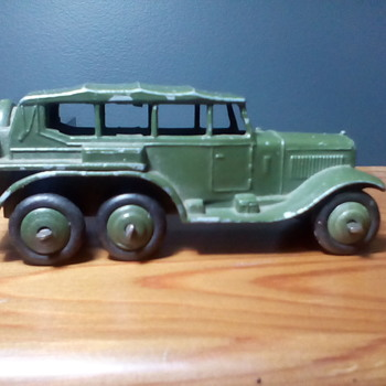 Dinky Toys Reconnaissance Vehicle - Model Cars