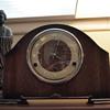 Perivale/Anvil  Art Deco Chiming Mantel Clock