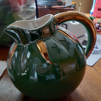 Ball pitcher - Pottery