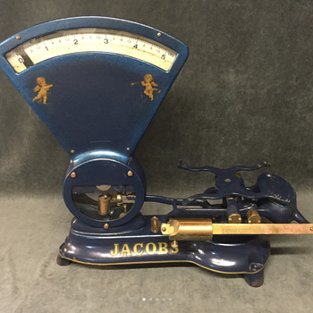Jacobs Scale - Tools and Hardware