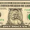 """""""Santa Claus"""" Novelty Bank Note"""