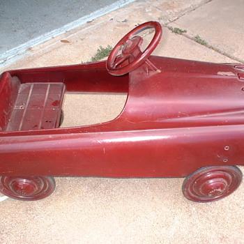 Murray Pedal Car - Model Cars