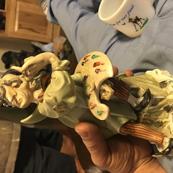 Antique figuring I know nothing about please help