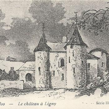 WATERLOO - CHÂTEAU DE LIGNY - Postcards