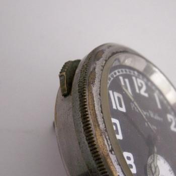 Phinney-Walker Rim-Wind Car Clock - Classic Cars
