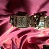 Antique Mexican Silver Bracelet