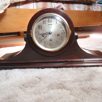 Ansonia Mantel clock-