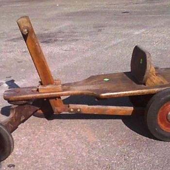 Row  Cart - Toys