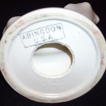 Abingdon. - Pottery