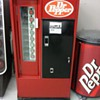 mid 60's cavalier uss-8-64 Dr Pepper vending machine