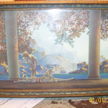 10x6 Maxfield Parrish Daybreak - Posters and Prints