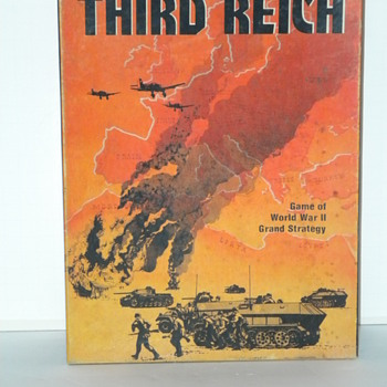 Rise and Decline of the Third Reich Board Game - Games