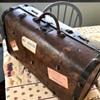 Antique Suitcase 1860's
