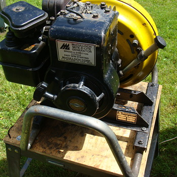 portable generator - Tools and Hardware