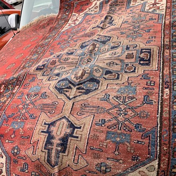 2nd Persian Carpet - Rugs and Textiles