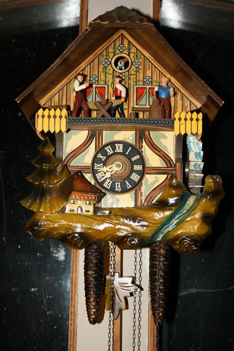 German Cuckoo Clock | Collectors Weekly