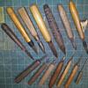 "more old pipe organ tools -""nicking tools"""