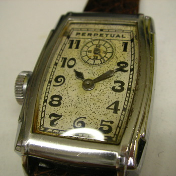The Perpetual Automatic Wristwatch - Wristwatches