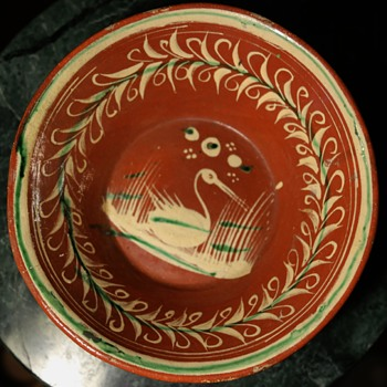 Tlaquepaque Bowl - Pottery