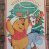 Pooh and Friends Christmas promo poster.