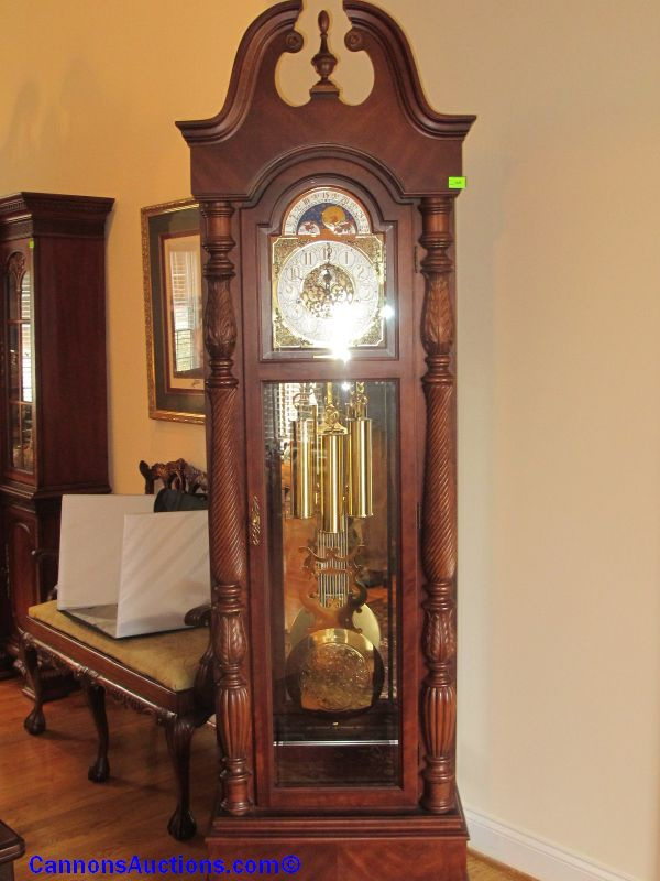 1999 Turn Of The Century Ridgeway Grandfather Clock Collectors Weekly