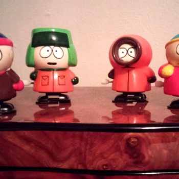come on down to south park! - Toys