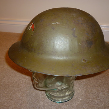 Portuguese ww1 helmet - Military and Wartime
