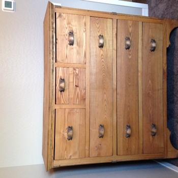 Pine Dresser - Furniture