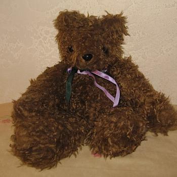 Clueless about bear
