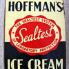 Hoffman's Ice Cream Sign
