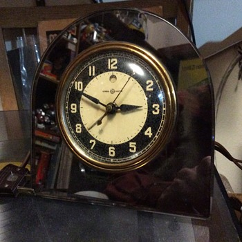 My   General is electric  - Clocks