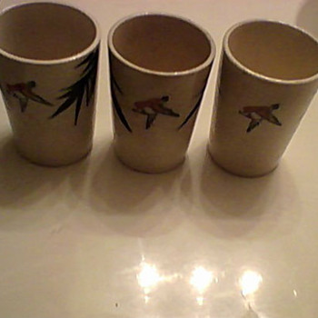 JAPANESE CUPS - Asian