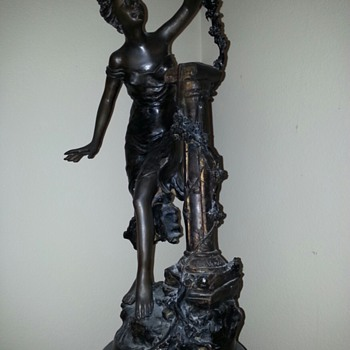 Early Bronze Statue
