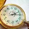 1885 to 1915 swiss made seth thomas 17 jewel railroad pocket watch