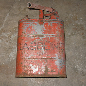 Old Gas Can? - Petroliana
