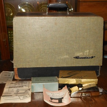 Brother Streamliner Sewing Machine Accessories Etc