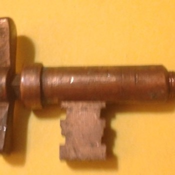 Brass Key or Tool with Threaded Insert? - Tools and Hardware