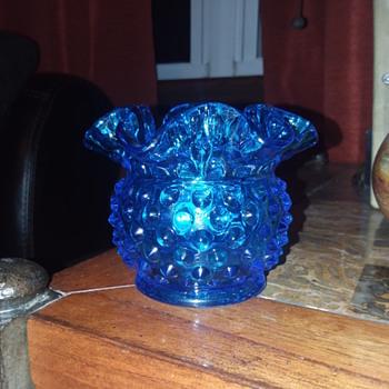 Cobalt  - Glassware