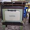 """Caloric"" cast iron cook stove"
