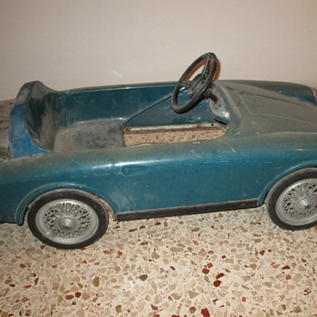 Gimca Pedal car - Toys