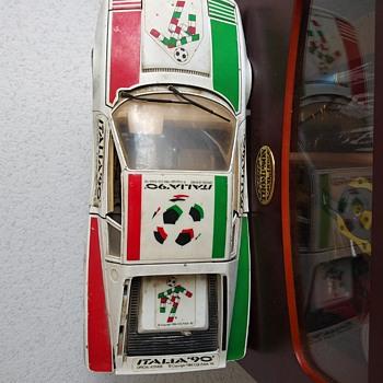 Ferrari Scale Model Car - Model Cars