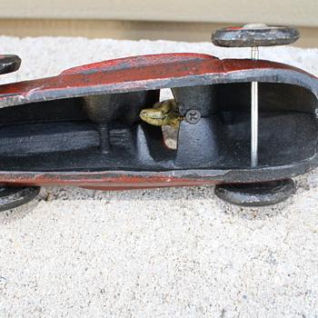 Old Metal Car - Model Cars