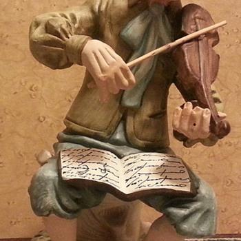 Professor S.  Colleli Figurine igurine   - Figurines