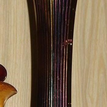 carnival glass Vase - Glassware