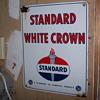 Standard White Crown 1954 Porcelain
