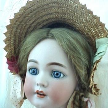 """27"""" Simon and Halbig Santa doll - Dolls"""