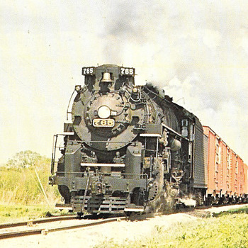 Nickel Plate 765 Berkshire - Photographs