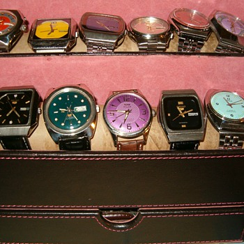 AW Vintage Watch Museum - Wristwatches